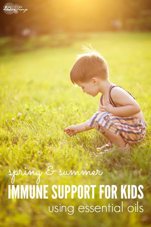 Immune Support for Kids