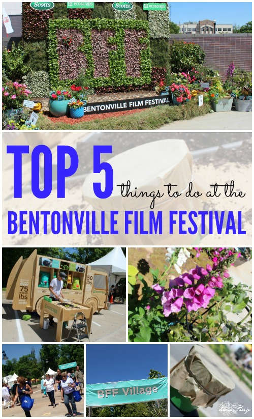 Top 5 Things to do at the Bentonville Film Festival