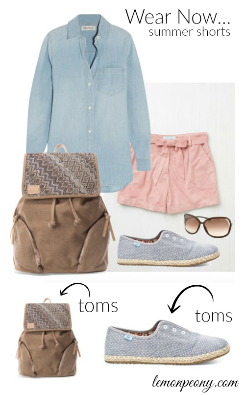 Wear Now | Summer Shorts