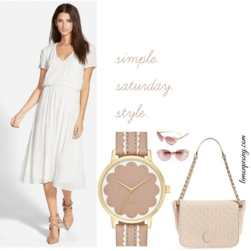 Simple Saturday Style