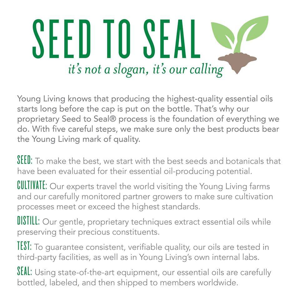 Seed to Seal 2016