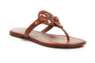 Tory Burch Flat Thong Sandals