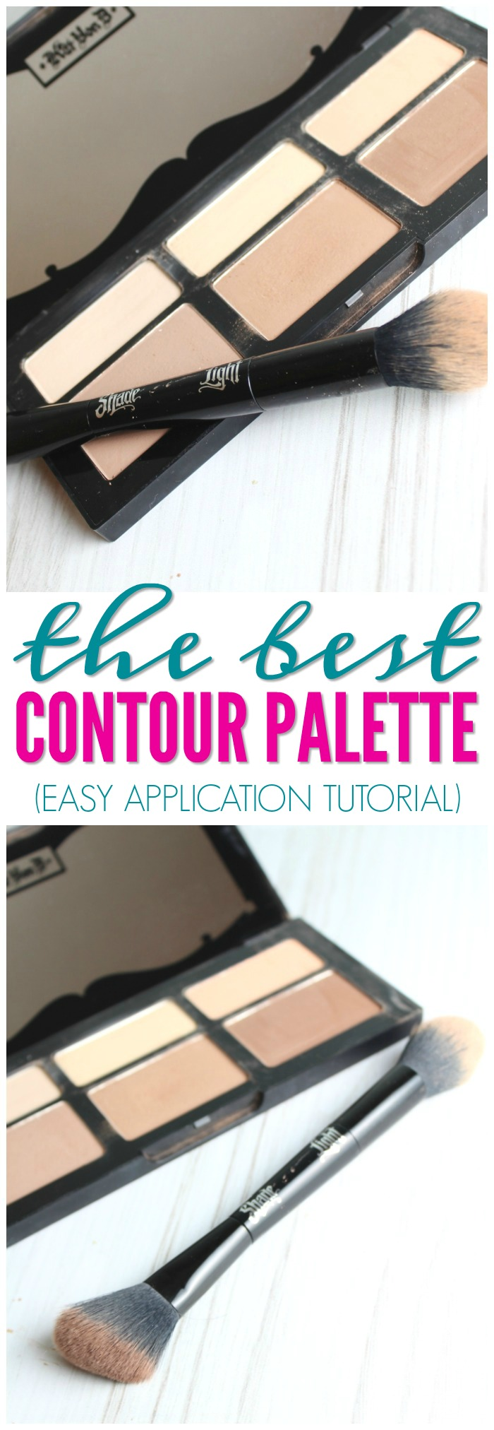 The Best Contour Palette for Summer