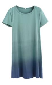 Tunic Tie Dye