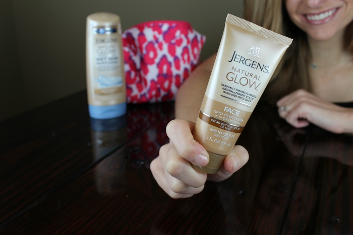 Jergens Natural Glow Face Moisturizer