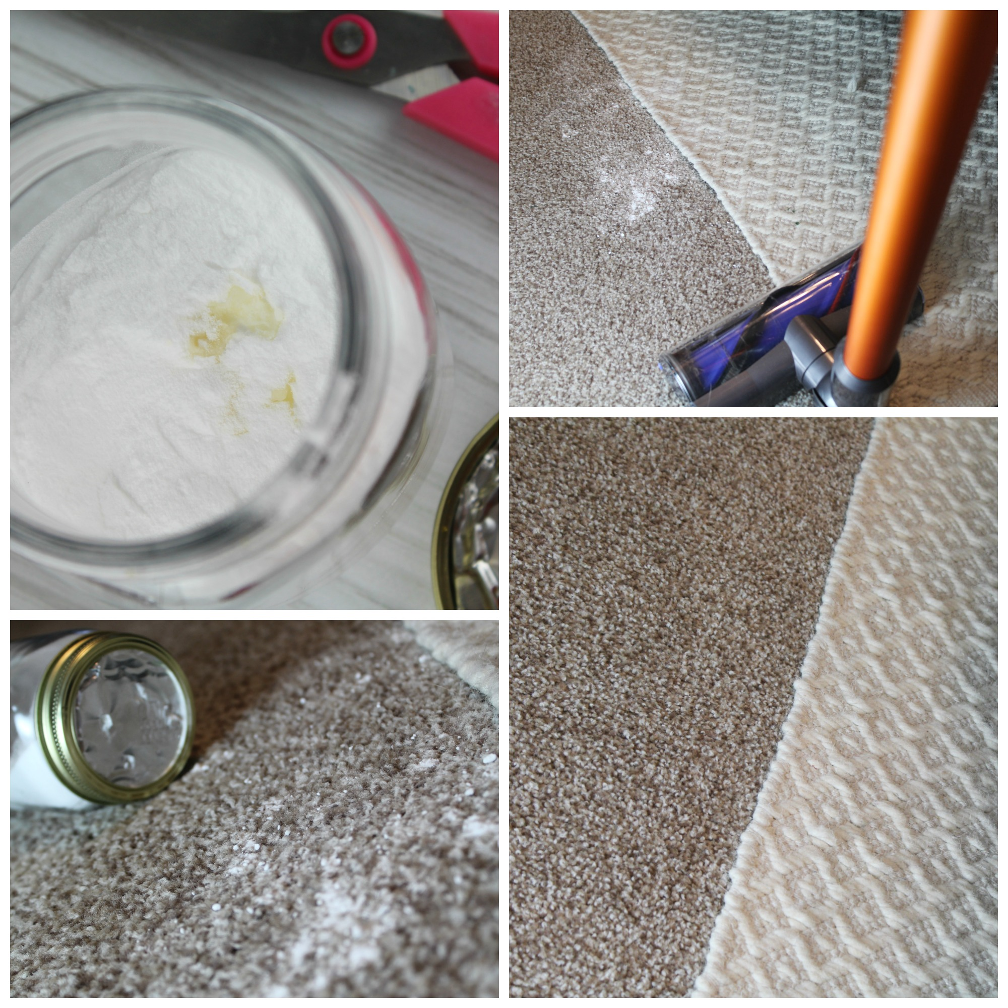 Carpet Refresher Directions