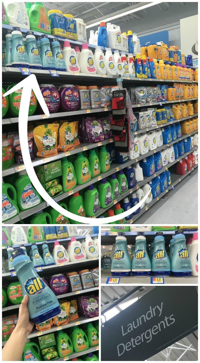 all at Walmart