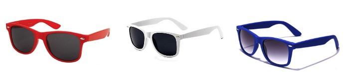 Cheap Patriotic Sunglasses