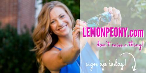 LemonPeony.com-Email