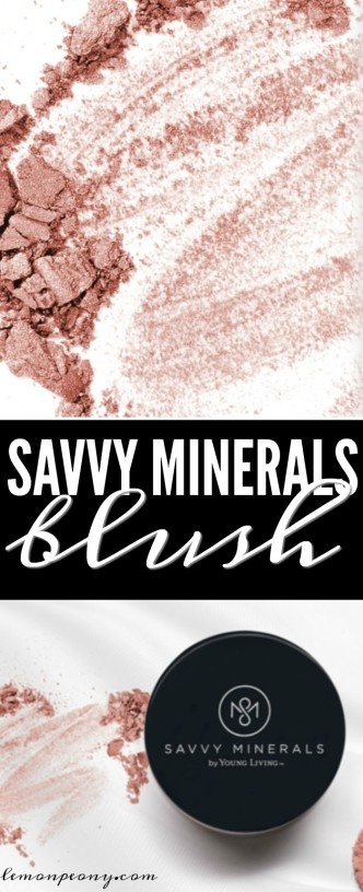 Savvy Minerals Blush by Young Living