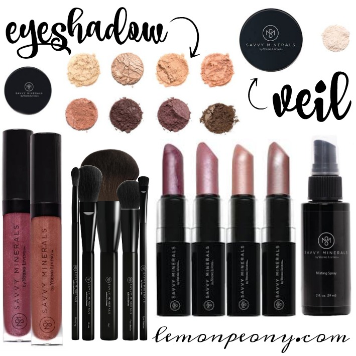 Image result for Young Living Savvy  Minerals makeup