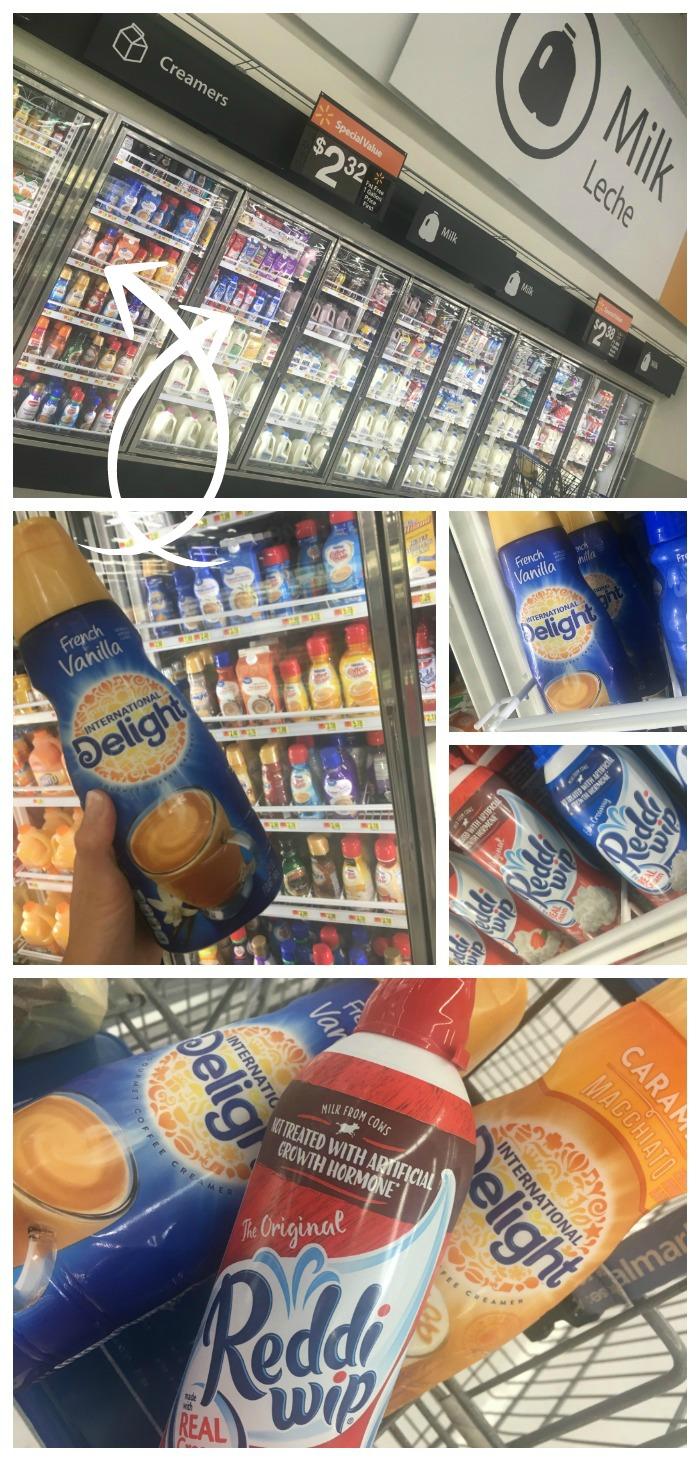 Frappe Ingredients at Walmart