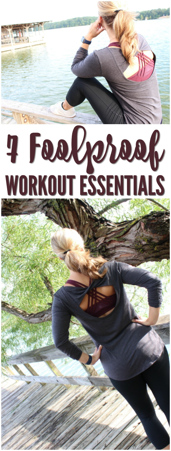 7 Foolproof Workout Essentials! How to Jumpstart Your Workout Routine for Fall!
