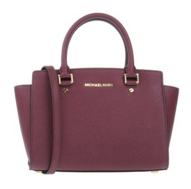 Burgandy Handbag