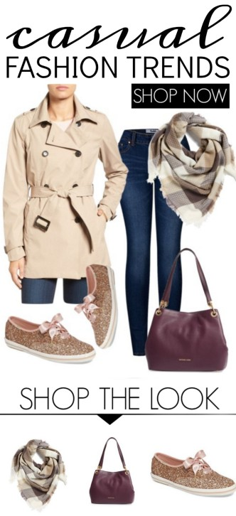 Casual Fall Fashion Trends! Easy, Everyday Fashion for Women for a comfortable, casual look and the styles and trends you love!