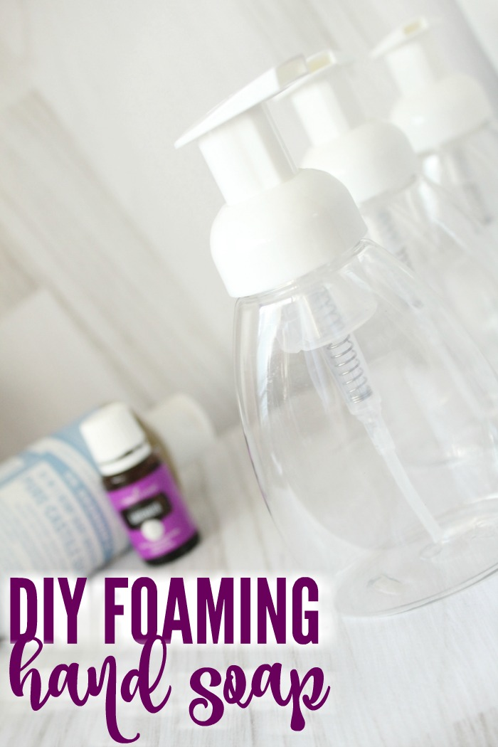 DIY Homemade Hand Soap Recipe