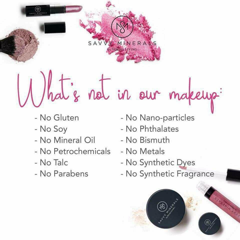 Toxic Free Makeup