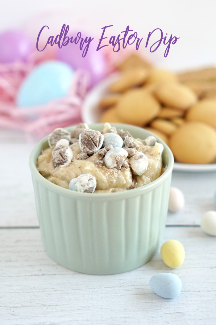 Cadbury Easter Dip Recipe!