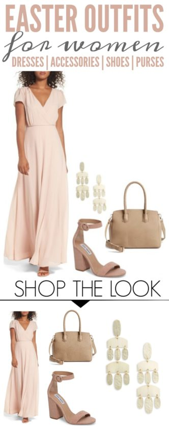 Easter Outfits for Women | Dresses, Shoes, Purses, & Accessories! Styles and Trends for Spring and Summer including Wedding Showers, Baby Showers and Weddings!