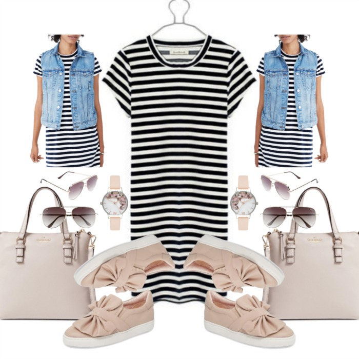 T-Shirt Dresses for Spring