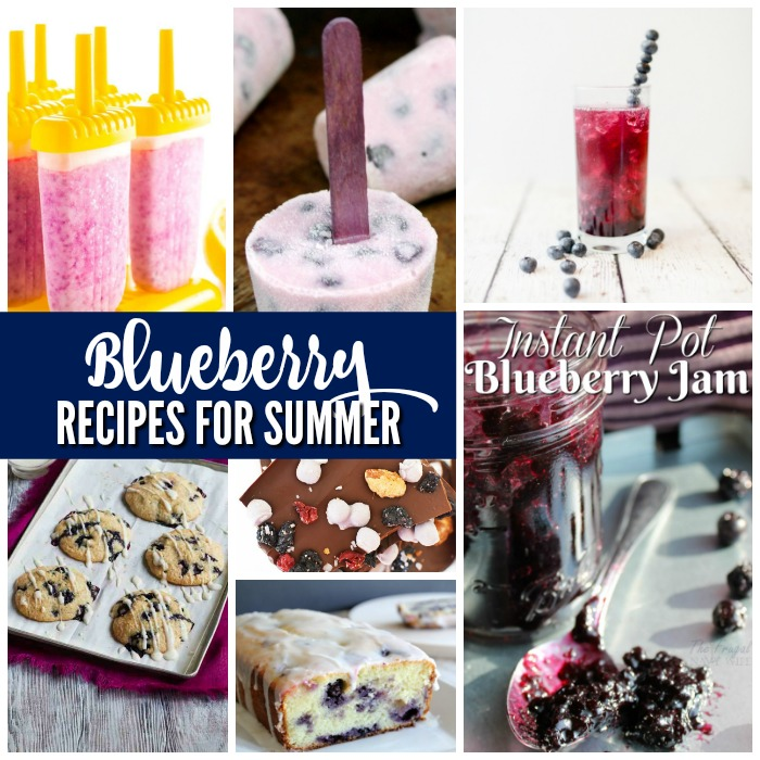 Epic Blueberry Recipes for Summer