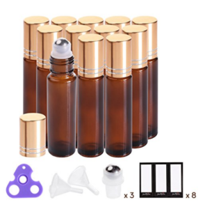 Essential Oil Roller Bottles