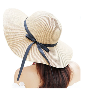 Floppy Hat with Ribbon