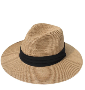 Roll Up Fedora Beach Hat