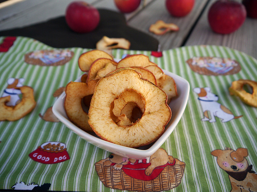 Apple Chews for Dogs