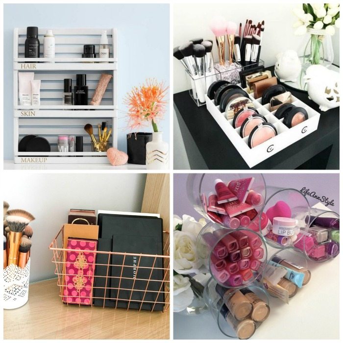 Best Makeup Organization Hacks