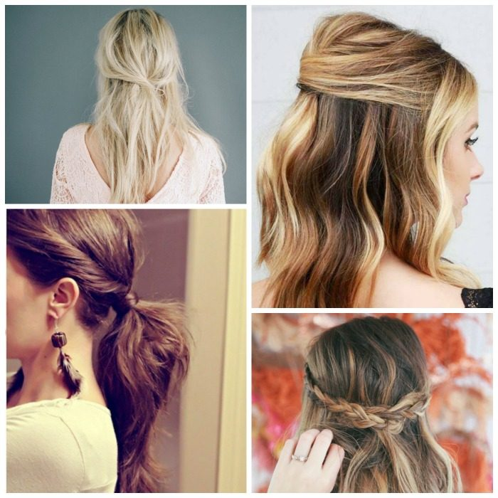 Admirable Quick And Easy Lazy Day Hairstyles For Women Lemon Peony Schematic Wiring Diagrams Phreekkolirunnerswayorg