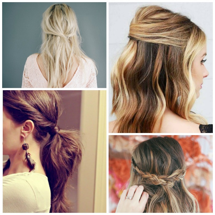 Quick and Easy Lazy Day Hairstyles for Women