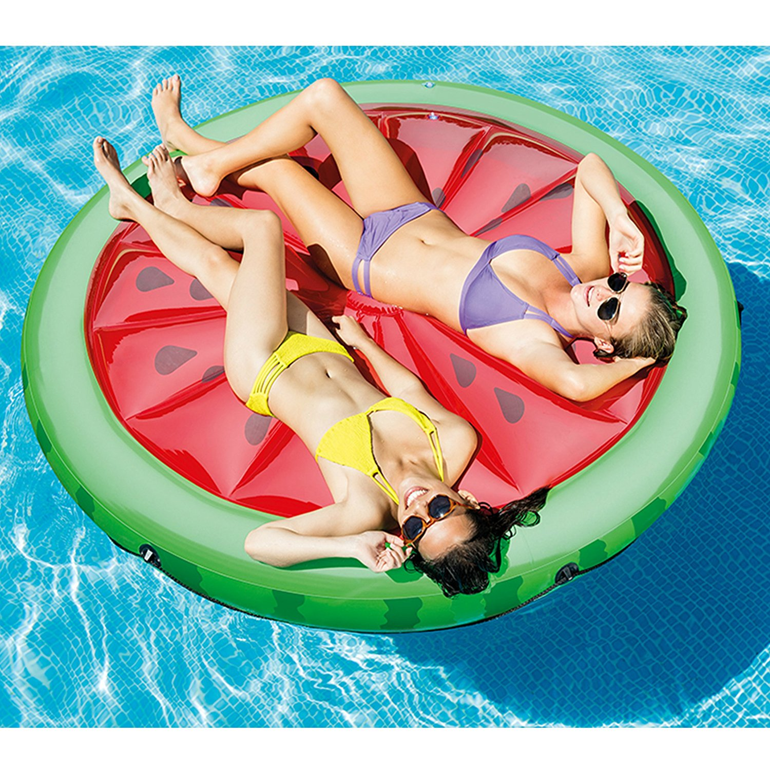 Watermelon Inflatable Island