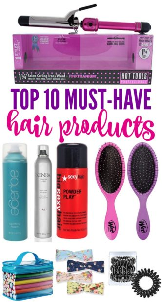 Top Hair Products at Amazon