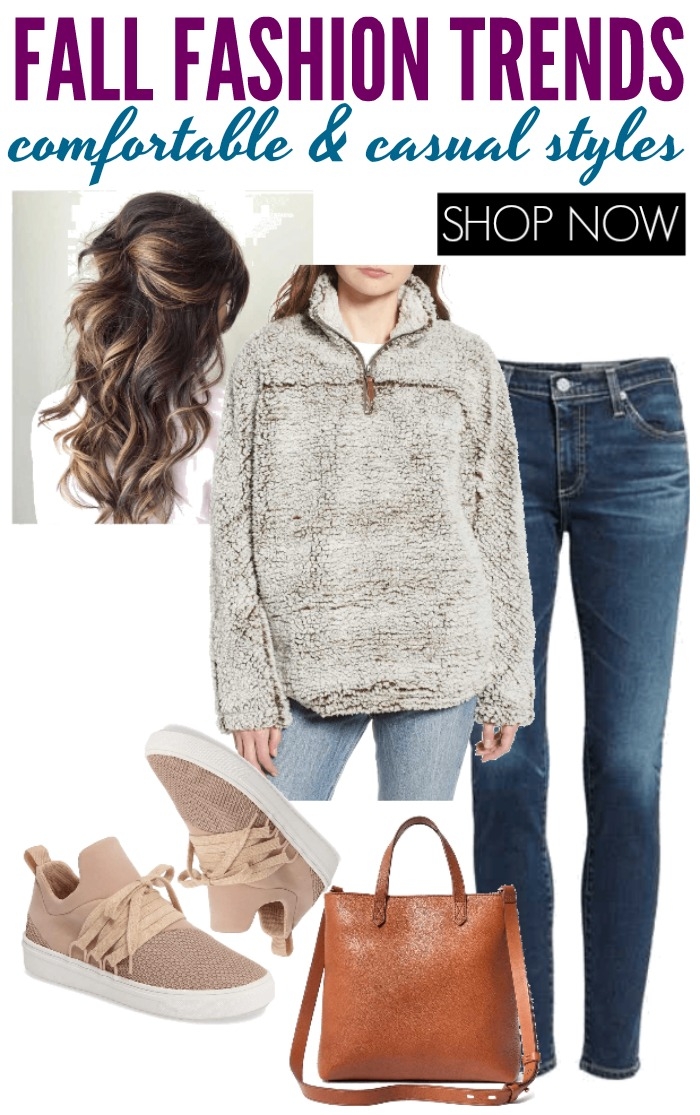 Comfortable Casual Outfits For Fall And Winter