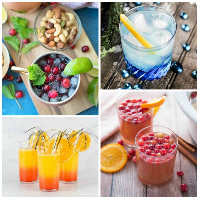 Easy Holiday Punch Recipes