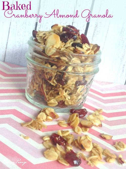 Baked-Cranberry-Almond-Granola-Recipe