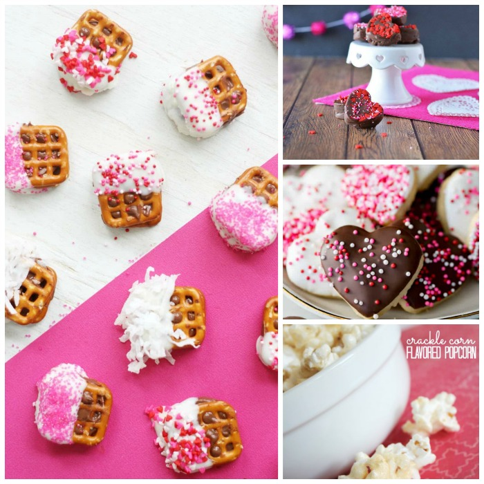 Easy Valentine's Day Dessert Recipes