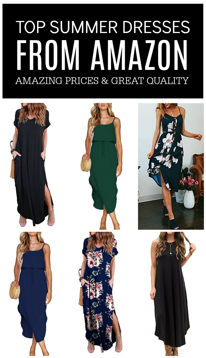 Cheap Summer Dresses from Amazon!