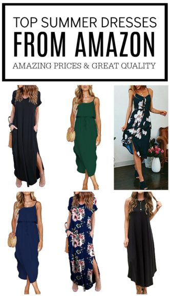 Top Summer Dresses from Amazon! Amazing Cheap Summer Dresses from Amazon! Adorable Summer Sundresses and Floral Print Maxi Dresses for Women! Cute Everyday, or Beach Styles and Trends!