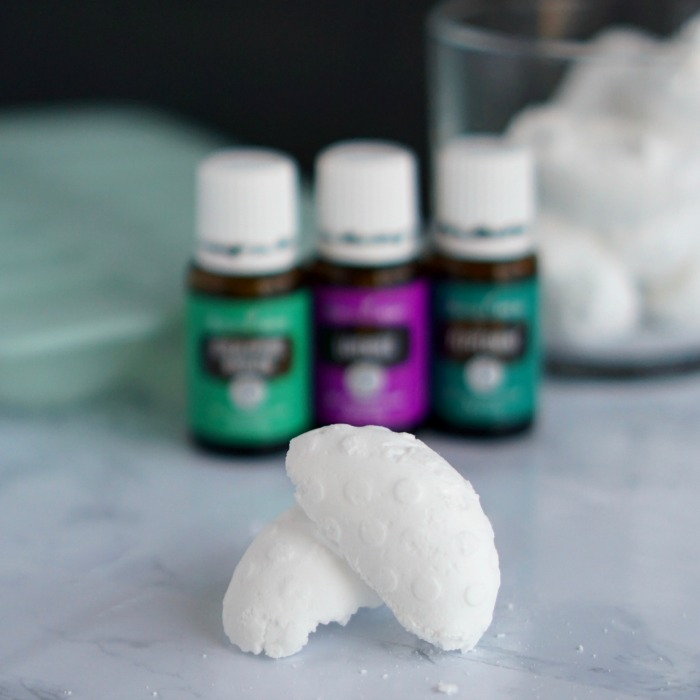 Easy DIY Homemade Shower Melts with Essential Oils