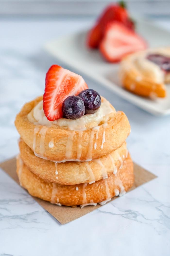 Mini Berry Danish Recipe