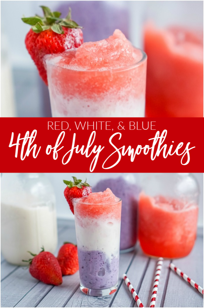 red white blue smoothie recipe