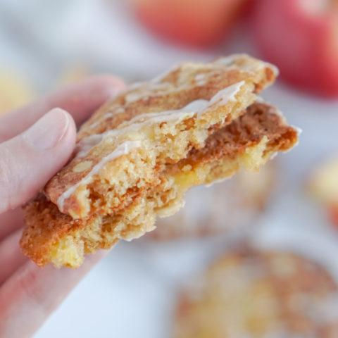 Caramel Apple Cookies!